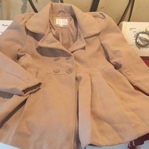 Women Pea Coat size XXL